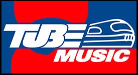 logo tube music